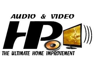 Bài tham dự cuộc thi #                                        354                                      cho                                         Logo Design for HomePro Audio & Video