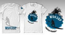 Graphic Design Entri Peraduan #88 for Design a T-Shirt for WUHSUP