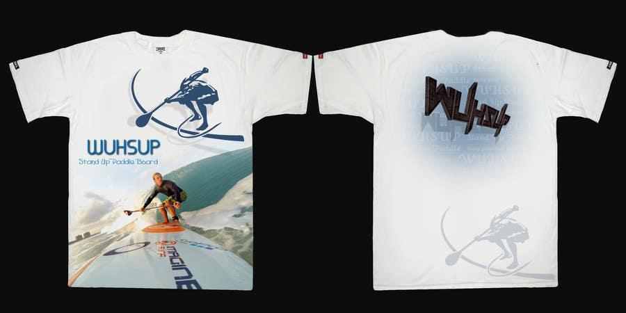 Penyertaan Peraduan #22 untuk Design a T-Shirt for WUHSUP