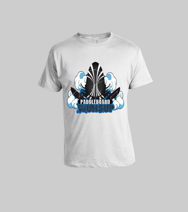 Penyertaan Peraduan #32 untuk Design a T-Shirt for WUHSUP