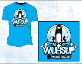 nº 28 pour Design a T-Shirt for WUHSUP par andyvaughn