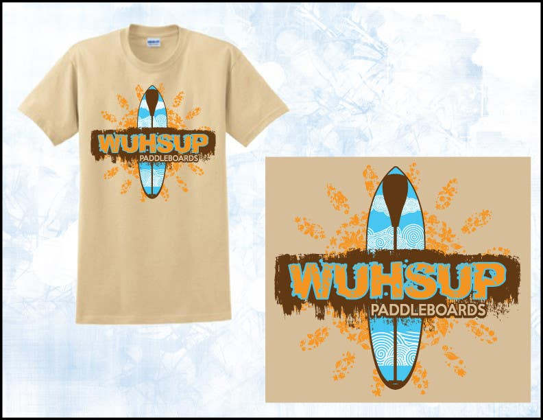 Penyertaan Peraduan #75 untuk Design a T-Shirt for WUHSUP