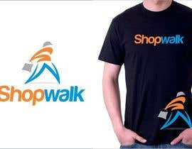 #195 para Design a Logo for Shopwalk por arteq04