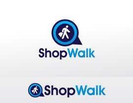 #180 for Design a Logo for Shopwalk by logoforwin