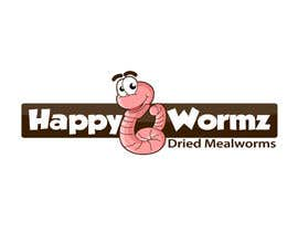 alvinamaru tarafından Create an exciting new Brand Name and Logo to be used for selling Dried Mealworms için no 80