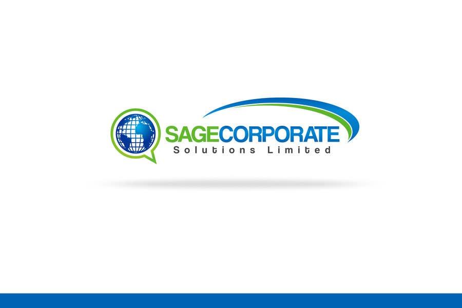 Kilpailutyö #88 kilpailussa Design a Logo for Sage Corporate Solutions Limited