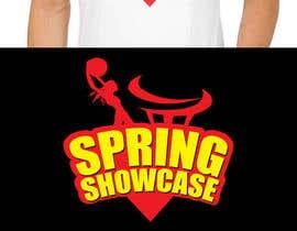 Girls basketball logo design