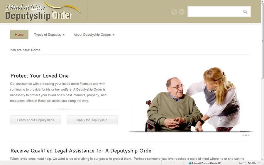 Proposition n°164 du concours Logo Design for Niche UK Legal Website