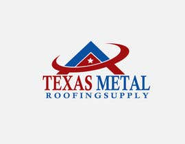 #112 for Design a Logo for Texas Metal Roofing Supply af Don67