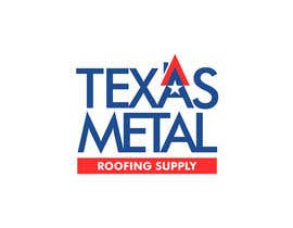 #90 for Design a Logo for Texas Metal Roofing Supply by rogerweikers