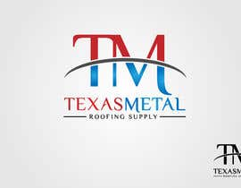 #137 para Design a Logo for Texas Metal Roofing Supply por Cbox9