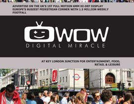 nº 7 pour Design a Brochure for Wow Digital Miracle par CreativeWebLab