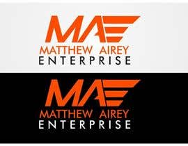 #303 for Design a Logo for Matthew Airey Enterprises by tenstardesign