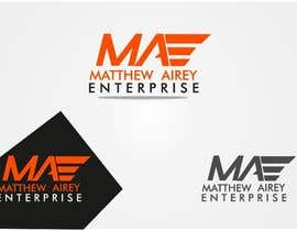 #313 for Design a Logo for Matthew Airey Enterprises by tenstardesign