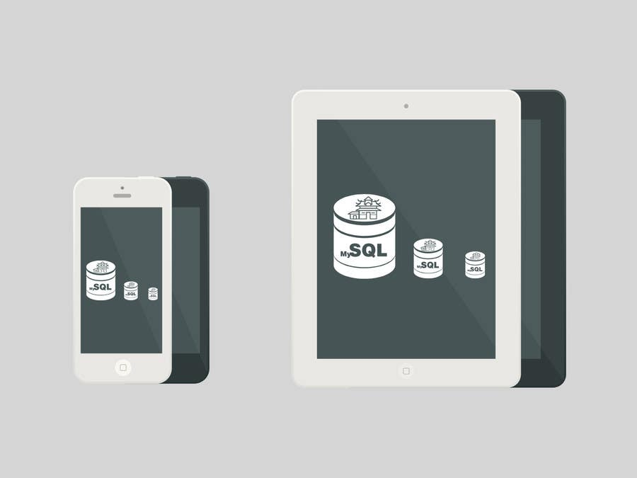 #4 for Design some Icons for MySQL iOS app by Allnorton