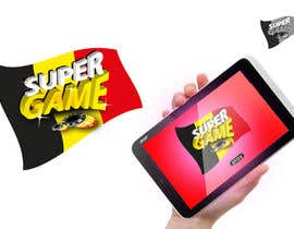 #10 for Ontwerp een Logo for supergame.be af vigneshsmart