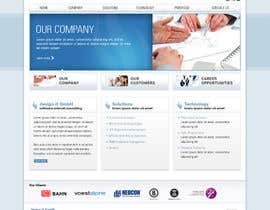 fanykoh tarafından Website Design for .design-it GmbH - software.internet.consulting için no 28