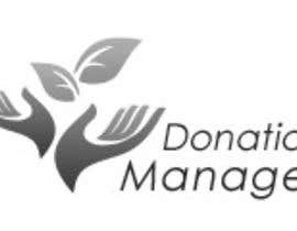 nº 67 pour Design a Logo for Donation Manager par SheryVejdani