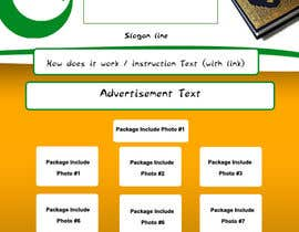 #6 for Design a Flyer for Quran Reading Pen af wilfridosuero