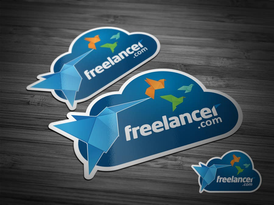 Bài tham dự cuộc thi #                                        78                                      cho                                         Help the Freelancer design team design a new die cut sticker