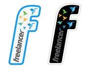 Bài tham dự #29 về Graphic Design cho cuộc thi Help the Freelancer design team design a new die cut sticker