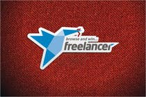 Bài tham dự #51 về Graphic Design cho cuộc thi Help the Freelancer design team design a new die cut sticker
