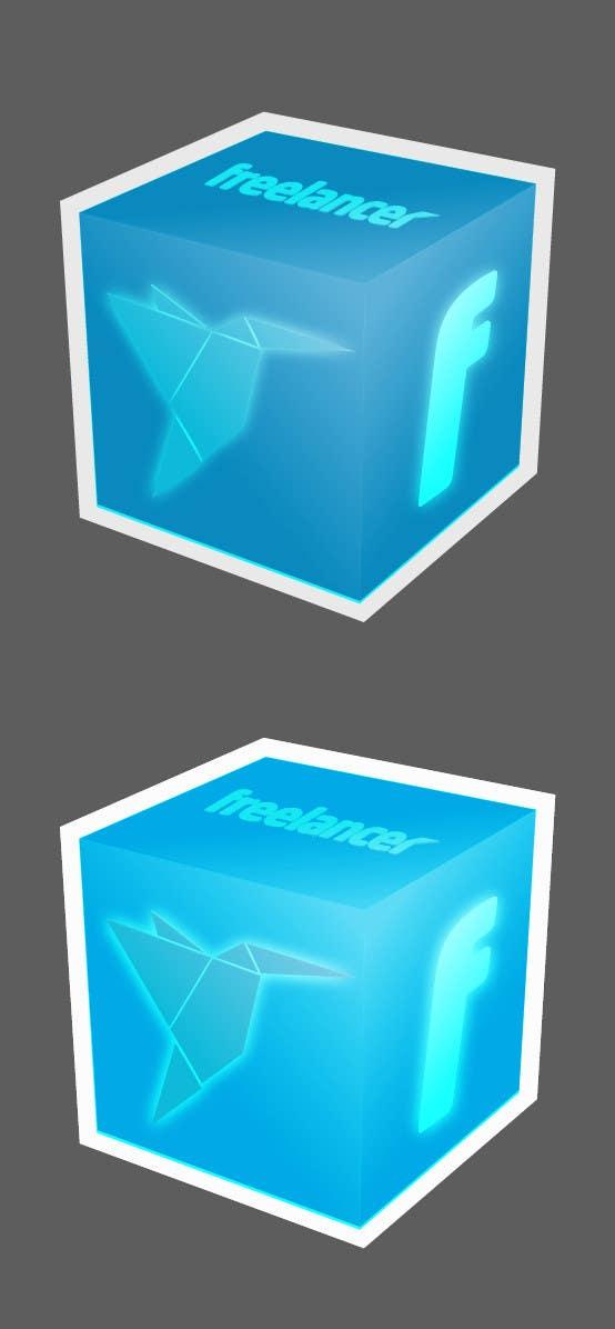 Bài tham dự cuộc thi #                                        85                                      cho                                         Help the Freelancer design team design a new die cut sticker