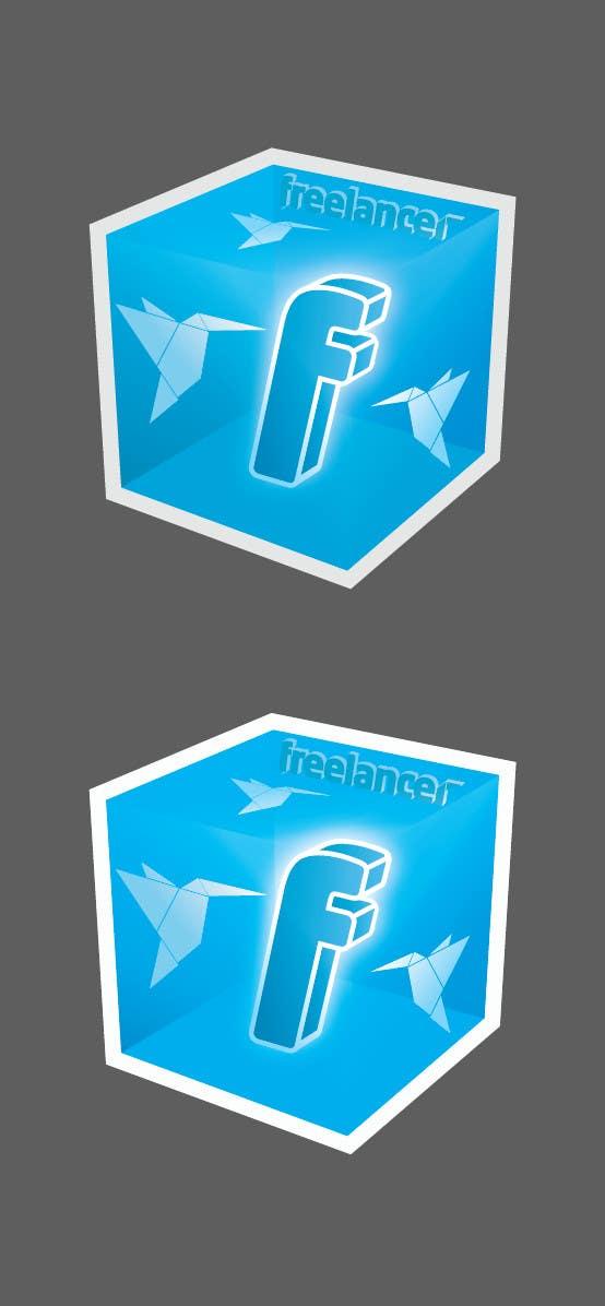 Bài tham dự cuộc thi #                                        86                                      cho                                         Help the Freelancer design team design a new die cut sticker
