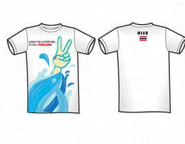 #106 para T-Shirt Design for Thai Flood Victims por Niccolo