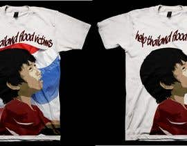 #107 untuk T-Shirt Design for Thai Flood Victims oleh lolish22