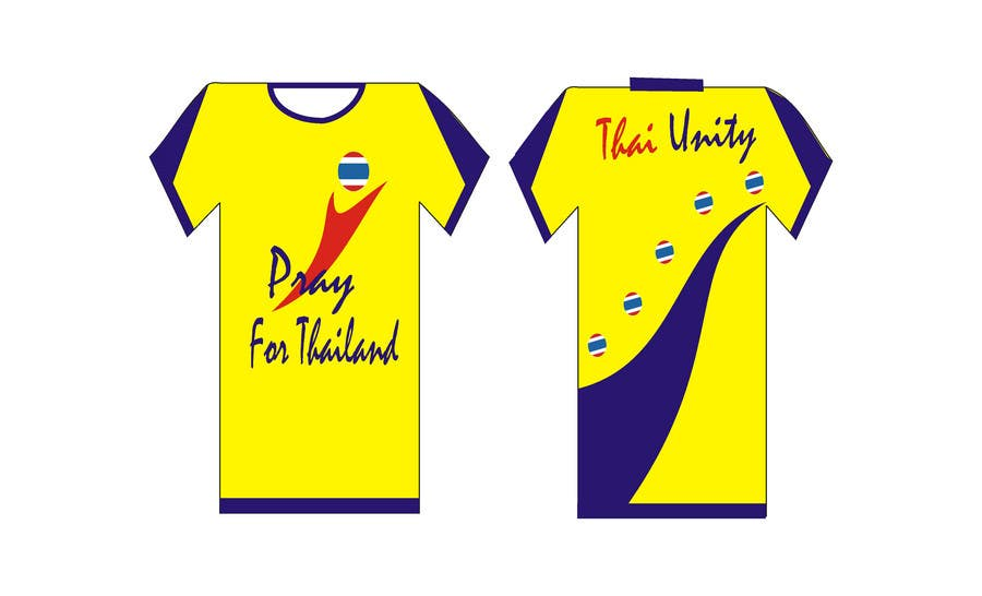 Contest Entry #                                        62                                      for                                         T-Shirt Design for Thai Flood Victims