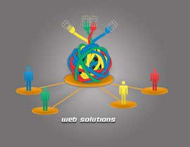 #25 untuk Graphic Design for Web Solutions oleh eg1982