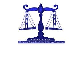 #28 para Design a Legal industry logo for: Prelude to Peace Mediation, Dispute Resolution, & Strategy Consulting. por vrhisy