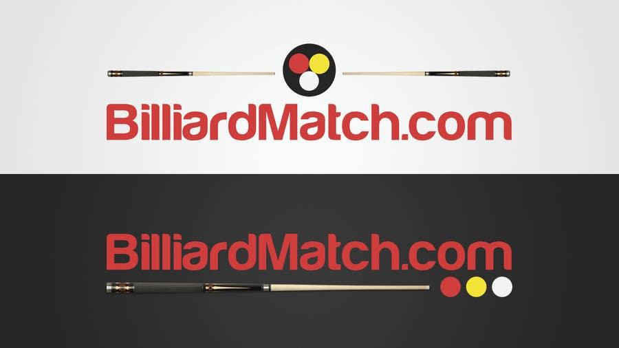 Kilpailutyö #17 kilpailussa Design a Logo for a billiard tournament & score-keeping website.