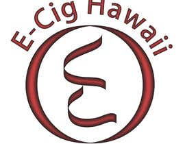 #37 for Design a Logo for E-CIG HAWAII af mkikone
