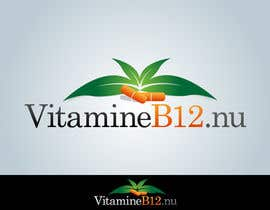 #191 para Logo Design for vitamineb12.nu por Rainner