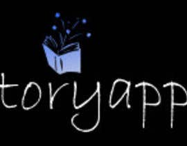 #1 para Design a Logo for storyapps - plus two variations of logo por rachel902