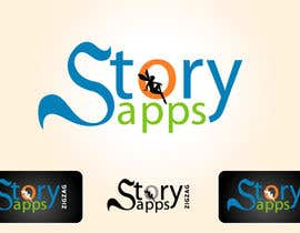 #82 untuk Design a Logo for storyapps - plus two variations of logo oleh creativdiz