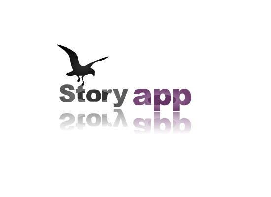 Penyertaan Peraduan #66 untuk Design a Logo for storyapps - plus two variations of logo