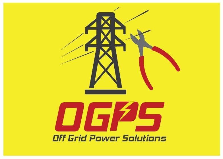 entry 34 by mahesh123shetti for off grid power solutions logo contest freelancer freelancer