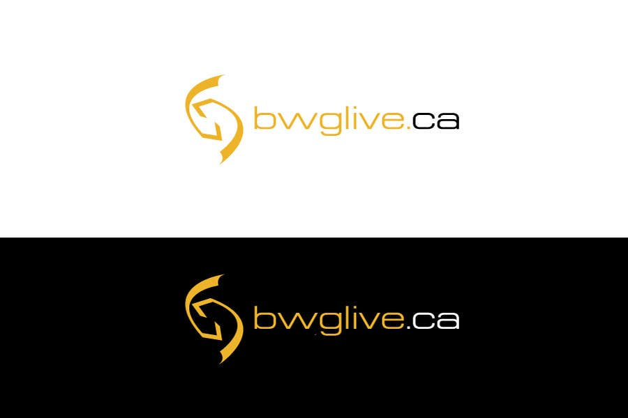 #95 for Design a Logo for bwglive.ca by won7