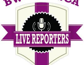 #11 for Design a Logo for bwglive.ca LIVE REPORTERS by MadalinaP