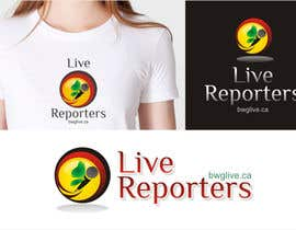 #17 for Design a Logo for bwglive.ca LIVE REPORTERS af ariekenola