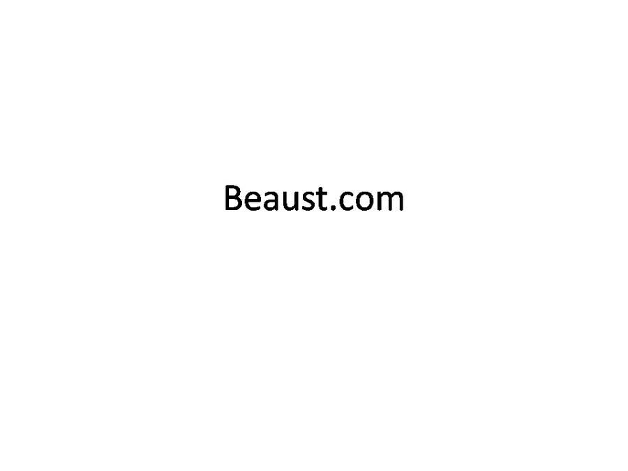 #79 for Domain name for website selling Beauty products by pavly2010