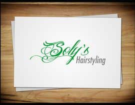 nº 41 pour Design eines Logos for Soly's Hairstyling par trying2w