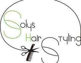 #37 for Design eines Logos for Soly's Hairstyling af aqua1182