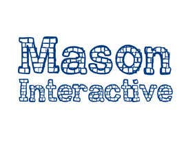 #63 for Design a Logo for Mason Interactive af nilankohalder