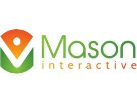 #77 for Design a Logo for Mason Interactive by inspirativ