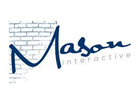 #49 para Design a Logo for Mason Interactive por vernequeneto