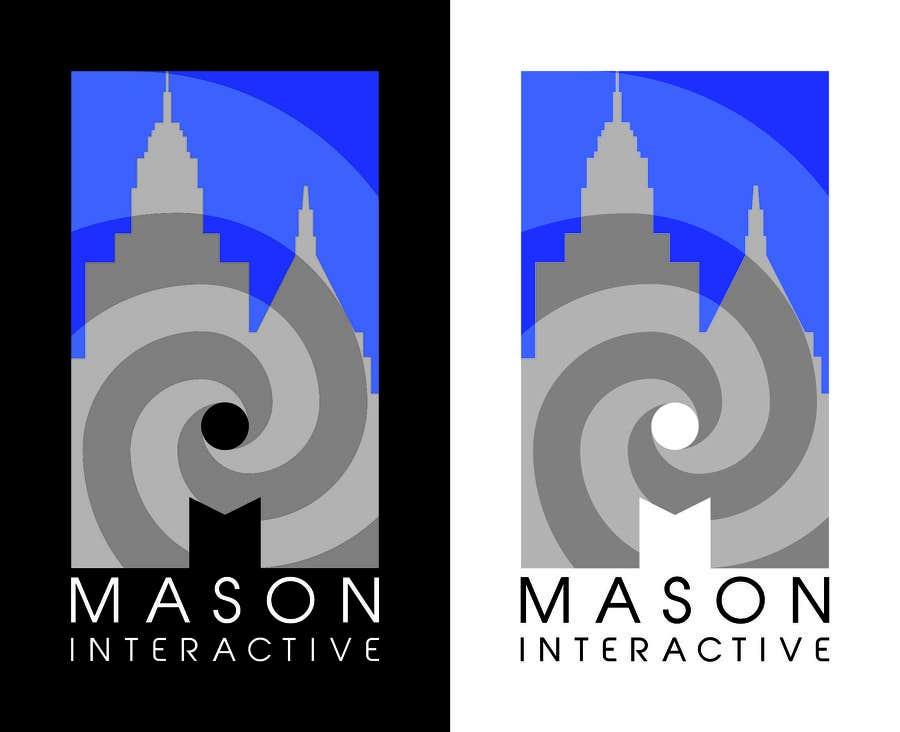 Bài tham dự cuộc thi #50 cho Design a Logo for Mason Interactive